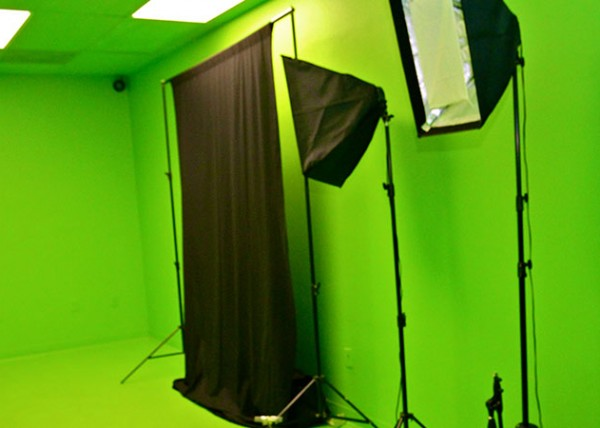 Dash Five Stars Studio Green Room Photography