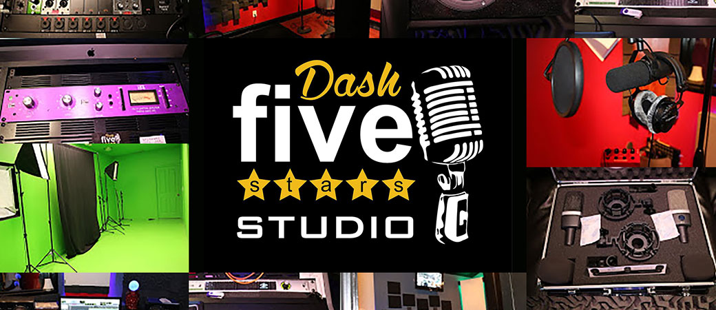 Dash Five Stars Studio